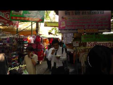 Thailand: Bangkok - Wang Lang Market