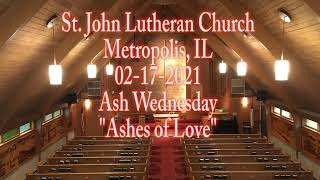 02-17-2021 Ashes of Love