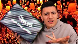 Unboxing some new heat sneakers that do something I've never seen b...