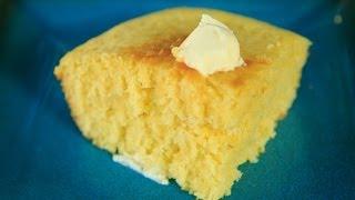 Sweet Corn Bread Recipe