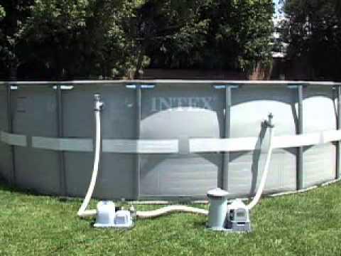 Krystal Clear Saltwater System Cs8110 Cs8220 Youtube
