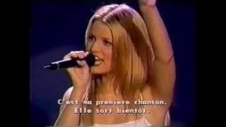 Jessica Simpson-I wanna love you forever....FIRST live ever !!! Watch........mpg