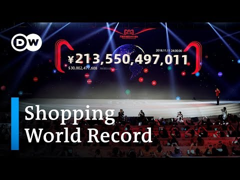 Singles Day 2018: China breaks shopping day world record   DW News