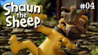 Shaun the Sheep - Ada Yang Belum Bersih [You Missed A Bit]