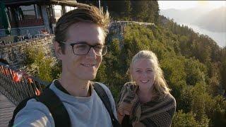 Incredible Sunrise Swiss Alps Hike - Travel Switzerland vlog 186