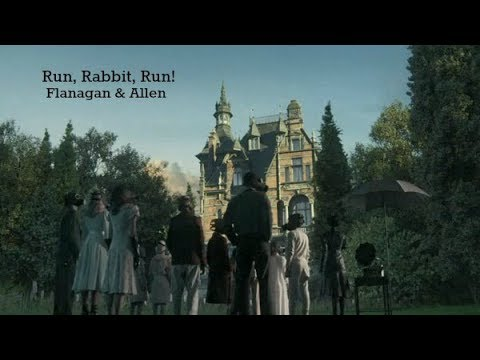 Run, Rabbit, Run! (Lyrics) - Flanagan & Allen