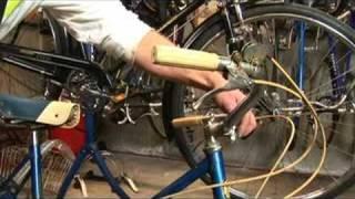 Vintage English 3-Speed Bicycles : English 3-Speed Bicycle Handlebars