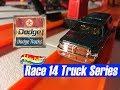 Hot Wheels 1995 Dodge RAM 1500-Race 14