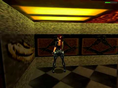 Tomb Raider 3 Walkthrough - Aldwych