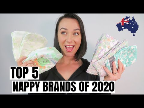 Best Diapers for Baby and Toddler 2020 | Top 5 Affordable Nappy Brands