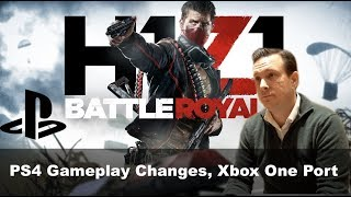 Daybreak discusses bringing H1Z1 to PS4, technical challenges, and H1Z1 on Xbox One