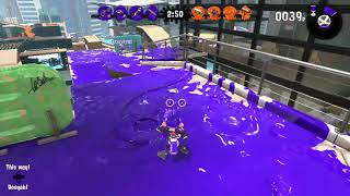Splatoon 2 Clip #18 [Wtf Are You Doing? Help Us.]