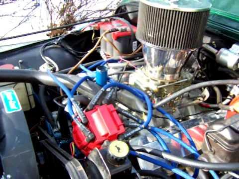 Jesse's 1979 AMC Jeep CJ5  304 V8  300 hp  3 Speed