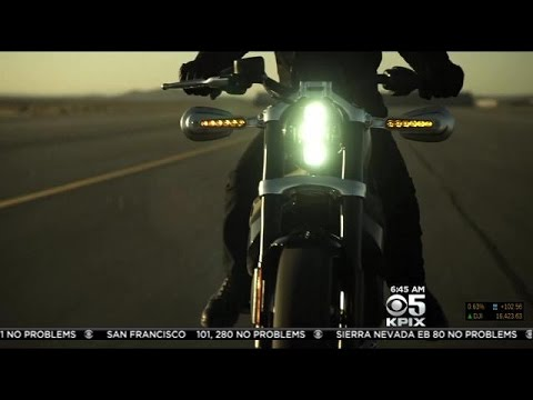 Harley Davidson Adds Futuristic Jet Sounds To New Electric Motorcycle To Lure Younger Riders