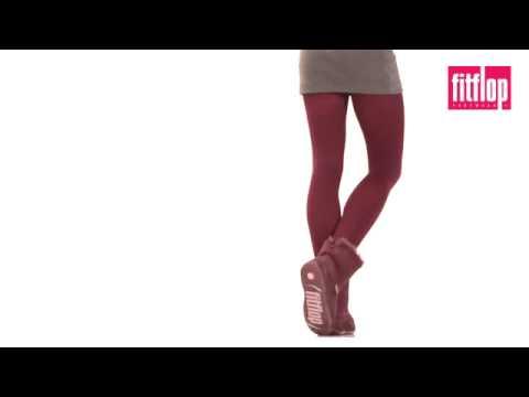 FitFlop - Mukluk Short Boot - Amethyst