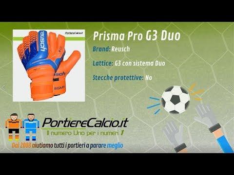Guanti portiere Reusch Prisma Pro G3 Duo