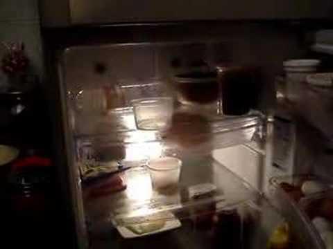 Refrigerador Ge Con Fuga Interna Youtube