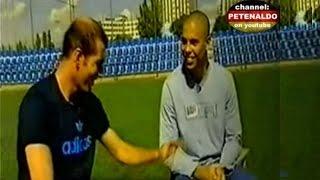 Zidane & Ronaldo talk about each other ‼‼ [HD]