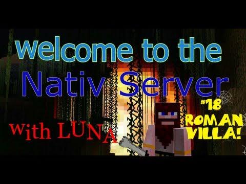 Nativ Server. Ep 18. Roman Villa.