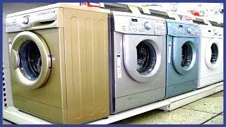 Как проверить стиральную машину при покупке