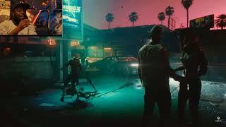 Cyberpunk 2077 E3 Trailer - REACTION + THOUGHTS!!!