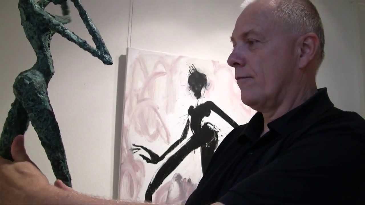 Helge Leiberg -  Malerei und Skulpturen