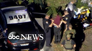 19-year-old arrested off campus in deadly Florida school shooting