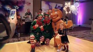 Christmas Themed Celebration for Graton Casino