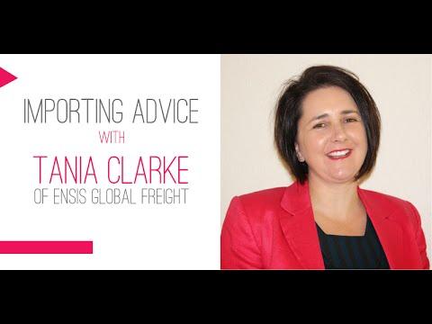 Importing advice for Australian small business | AusMumpreneur TV
