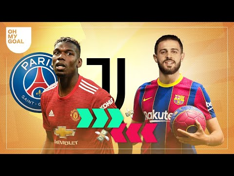 Pogba's price is set, Barça and Man City are planning a HUGE swap | Let's Talk Transfers