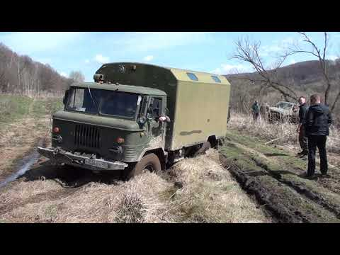 Offroad Expedition. Приокская распутица.