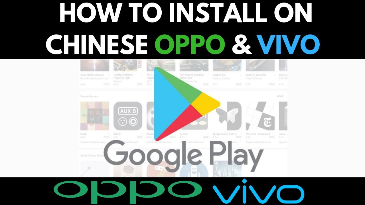 Accessing Google Play Store in China with a VPN
