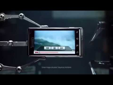 Sterling Spencer Droid Commercial