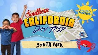 South Park District, San Diego (AAA SoCal Day Trip): Traveling with Kids