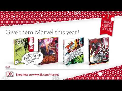 Unwrap a World of Ideas - Marvel this Christmas at Your favourite Hero!
