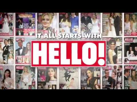 It all starts with HELLO!: the best royal and celebrity coverage
