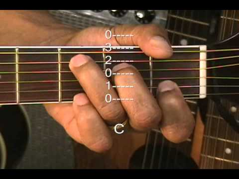 Guitar Guitar Chord Tutorial #31 ~ Lesson ~ No Capo Key Em Dsus4/6/9 ...