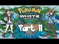 Let's Play! - Pokemon Black And White Episode 11: Nimbasa Gym Elesa