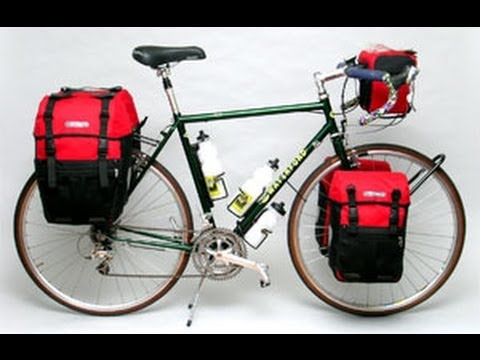 Ortlieb Bike Packer Classic Product Details Reviews Youtube