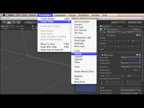 01 - From Unity3D to your iOS Device