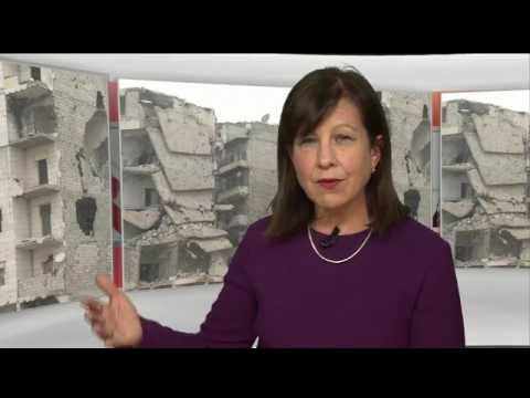 BBC News Our Chief International correspondent Lyse Doucet joined special Q&A on Aleppo