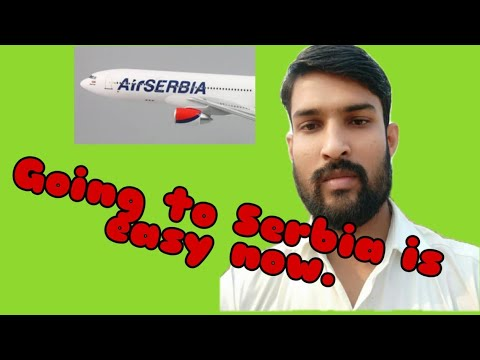 Visa free entry for indians in Serbia.