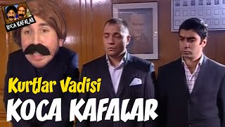 Koca Kafalar - Kurtlar Vadisi: Überseksüel ve Metroseksüel (Komedi)