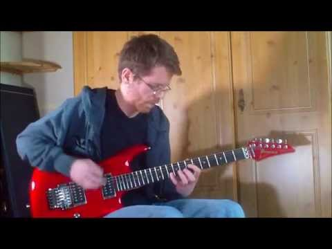 Ibanez JS1200 Improvisation by Ryan Smith.