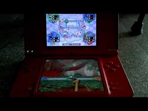 Mario Party DS #1 Glück im Unglück