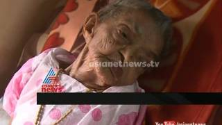 112-years-old Kunjannam Anthony is the oldest living woman in India  Asianet News Special