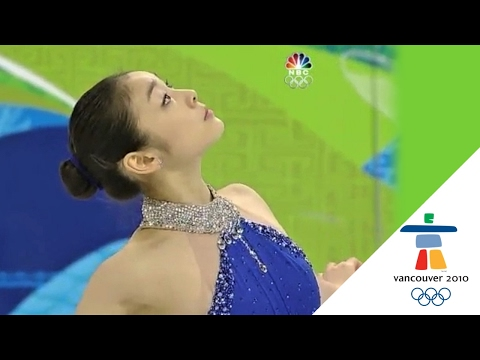 2010 Olympics Ladies FS Group 4 Full Version