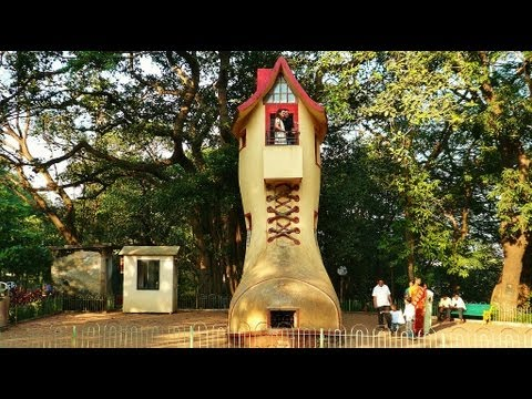hanging garden / kamla nehru park / mumbai tour / tourist places in india