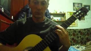 от заката до рассвета на гитаре и др. мелодии алексея