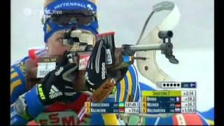 Biathlon-WM Staffel der Damen in Khanty-Mansiysk 2011 TEIL 2